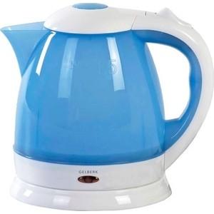 Чайник электрический Gelberk GL-401 синий