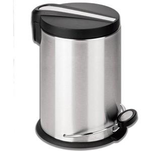 Ведро-контейнер для мусора (урна) с педалью Лайма Modern 30л матовое, нержавеющая сталь 232265 alternativa контейнер сундук формула 2 30л alternativa