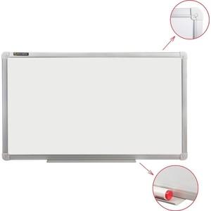 Доска магнитно-маркерная BRAUBERG Стандарт 100x180 см алюминиевая рамка 235524