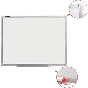 Доска магнитно-маркерная BRAUBERG Стандарт 45x60 см алюминиевая рамка 235520 все цены