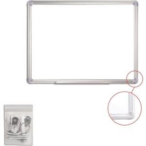 Доска магнитно-маркерная Staff 45x60 см алюминиевая рамка 235461 монокуляр barska 15 45x60 wp naturescape ed glass ad11106