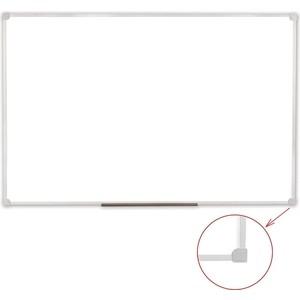 Доска магнитно-маркерная Staff 60x90 см ПВХ рамка 236158 mewg 60x90