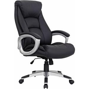 Кресло офисное Brabix Grand EX-500 натуральная кожа черное 530861 кресло офисное brabix heavy duty hd 001 экокожа 531015