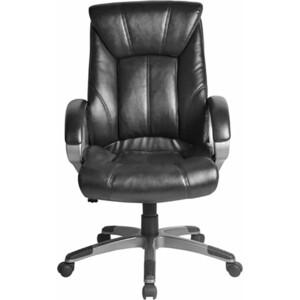 Кресло офисное Brabix Maestro EX-506 экокожа черное 530877 кресло офисное brabix heavy duty hd 001 экокожа 531015
