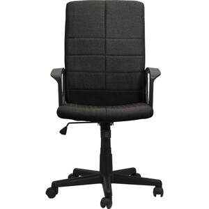 Кресло офисное Brabix Focus EX-518 ткань черное 531575 кресло офисное brabix heavy duty hd 001 экокожа 531015