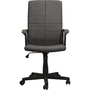 Кресло офисное Brabix Focus EX-518 ткань серое 531576 кресло офисное brabix heavy duty hd 001 экокожа 531015