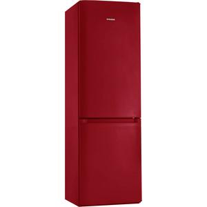 Холодильник Pozis RK-FNF-170R рубиновый цена