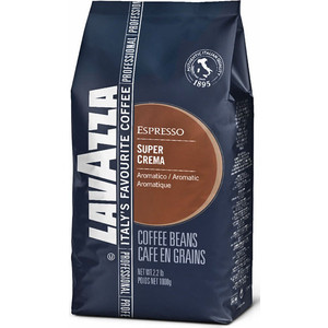 Lavazza Super Crema Bag 1000 beans