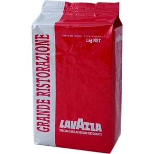 Lavazza Grande Ristorazione Rossa Bag 1000 beans lavazza crema e aroma 1000 beans крем арома зерно вакуумная упаковка