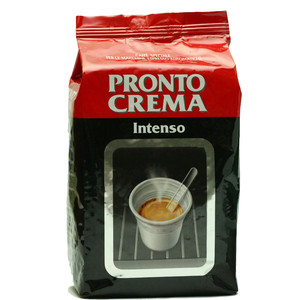 Lavazza Pronto Crema Intenso 1000 beans lavazza crema e aroma 1000 beans крем арома зерно вакуумная упаковка