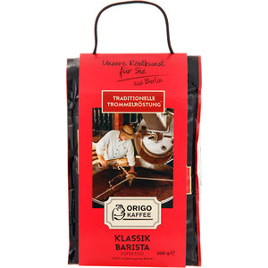 ORIGO Klassik Barista 1000 г 10 1 pe 100% natural 10 years ginseng root extract powder 100g bag korean ginseng powder bulk packing