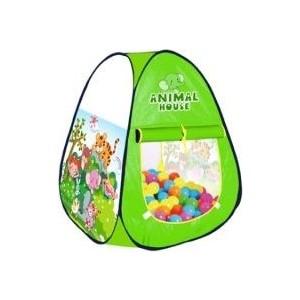 Палатка игровая Наша Игрушка Волшебный сад, сумка на молнии палатка игровая наша игрушка лягушонок 100 100 98см сумка
