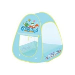 Палатка игровая Наша Игрушка Голубая лагуна, сумка на молнии игровая палатка belon радужный домик конусная 6 граней яркая голубая салатовая лимон бирюза