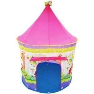 Палатка игровая Наша Игрушка Зоопарк 105*145 см, сумка на молнии палатка игровая наша игрушка лягушонок 100 100 98см сумка