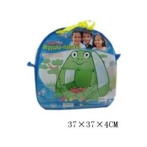 Палатка игровая Наша Игрушка Лягушонок 100*100*98см, сумка палатка игровая наша игрушка лягушонок 100 100 98см сумка