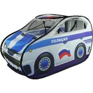 Палатка-костюм Наша Игрушка Полицейская машина, сумка на молнии siku полицейская патрульная машина