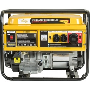 Генератор бензиновый DENZEL GE 6900 ge stud roller lower wd12x10277