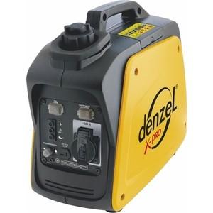 Генератор бензиновый инверторный DENZEL GT-950i генератор инверторный бензиновый et 3600i etalon