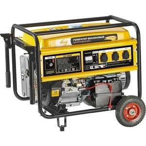 Генератор бензиновый DENZEL GE 7900E ge 105 1
