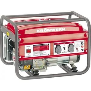 Генератор бензиновый KRONWERK KB 2500 2500 ultrafugaflex
