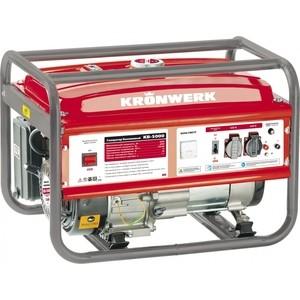 Генератор бензиновый KRONWERK KB 5000 генератор тсс tss sgg 5000 e 014970