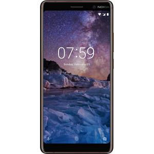 Смартфон Nokia 7 Plus Black