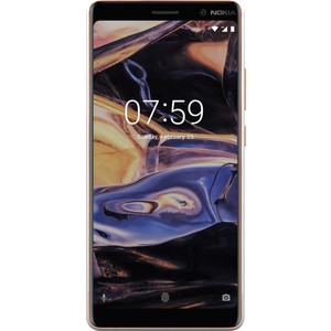 Смартфон Nokia 7 Plus White