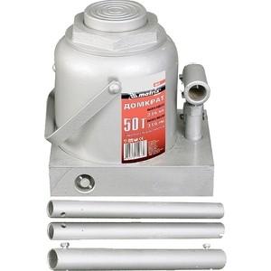 Домкрат гидравлический бутылочный Matrix 50т 236-356мм Master (50737) степлер мебельный matrix master 40902