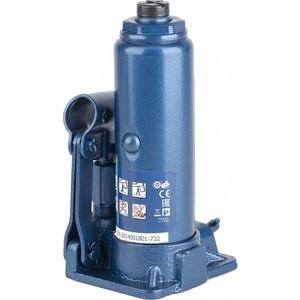 Домкрат гидравлический бутылочный Stels 2т 181-345мм (51121) домкрат белак бак 00026 2т