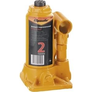Домкрат гидравлический бутылочный SPARTA 2т 148-278мм (50321) домкрат гидравлический бутылочный sparta 2т 148 278мм 50321