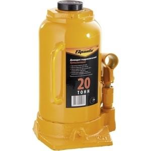 Домкрат гидравлический бутылочный SPARTA 20т 250-470мм (50328) домкрат гидравлический бутылочный sparta 2т 148 278мм 50321