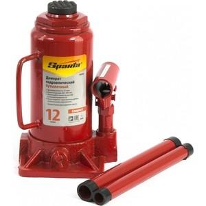 Домкрат гидравлический бутылочный SPARTA 12т 205-400мм Compact (50336) домкрат гидравлический бутылочный sparta 2т 148 278мм 50321