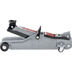Домкрат гидравлический подкатной Matrix 2т Low Profile 85-330мм (51018) линейка для спиц ice toolz 330мм 13 e322