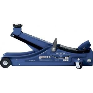 Домкрат гидравлический подкатной Stels 2т 80-380мм Low Profile (51129) 2pc top arch high low profile ring 25 4mm rail 20 11mm scope weaver mount 4pcs screws secure