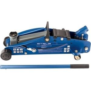 Домкрат гидравлический подкатной Stels 2.5т 140-385мм Safety Pin (51132)
