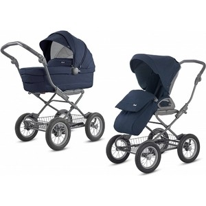 Коляска 2 в 1 Inglesina Sofia System Duo на шасси Ergo Bike Imperial Blue стремянка dogrular ufuk 4 ступ 81 261 122104
