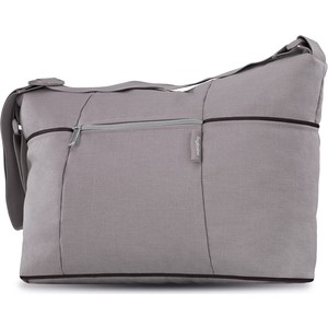 Сумка для коляски Inglesina Trilogy Day Bag Sideral Grey aresland handbag women bags designer brand famous shoulder bag female vintage satchel bag pu leather crossbody grey bolsa