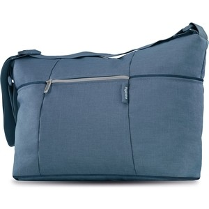 Сумка для коляски Inglesina Trilogy Day Bag Artic Blue сумка для коляски moon messenger bag jeans 994