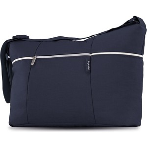 Сумка для коляски Inglesina Trilogy Day Bag Imperial Blue сумка для коляски moon messenger bag sport 992