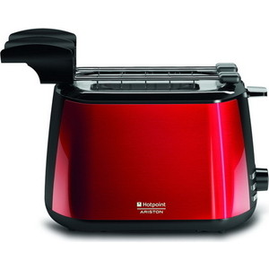 Тостер Hotpoint-Ariston TT 22M DR0 красный