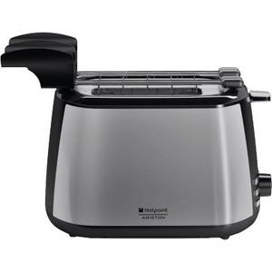 Тостер Hotpoint-Ariston TT 22M DSL0 серебро