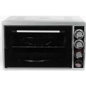 Мини-печь Чудо Пекарь ЭДБ 0123 (сереб/мет)