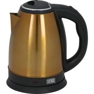 Чайник электрический GOODHELPER KS-181C золото rev ritter 68386 1