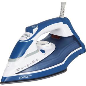 Утюг Scarlett SC-SI30K17 синий утюг scarlett sc si30e01