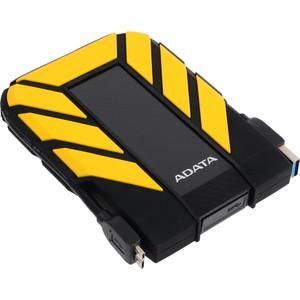 Внешний жесткий диск Adata AHD710P-1TU31-CYL внешний жесткий диск adata ahd710p 1tu31 crd
