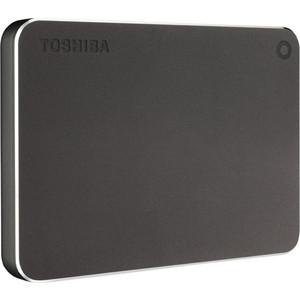 Внешний жесткий диск Toshiba Canvio Premium серый (HDTW110EBMAA) внешний жесткий диск toshiba hdtp205ew3aa