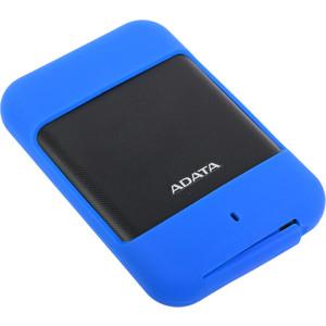 Внешний жесткий диск Adata AHD700-2TU3-CBL внешний жесткий диск 2 5 quot usb3 0 2tb adata hd700 ahd700 2tu3 cbl синий