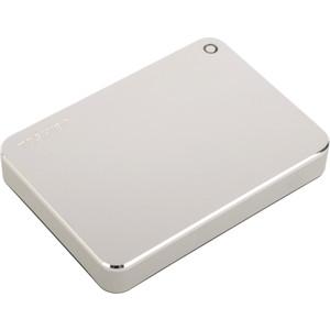 Внешний жесткий диск Toshiba Canvio Premium серебристый (HDTW120ECMCA)