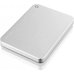 Внешний жесткий диск Toshiba Canvio Premium серебристый (HDTW130ECMCA)
