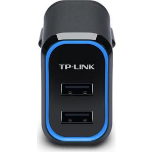 Зарядное устройство TP-LINK UP220 2-порта tp link tl wn851n 300m беспроводная pci карта